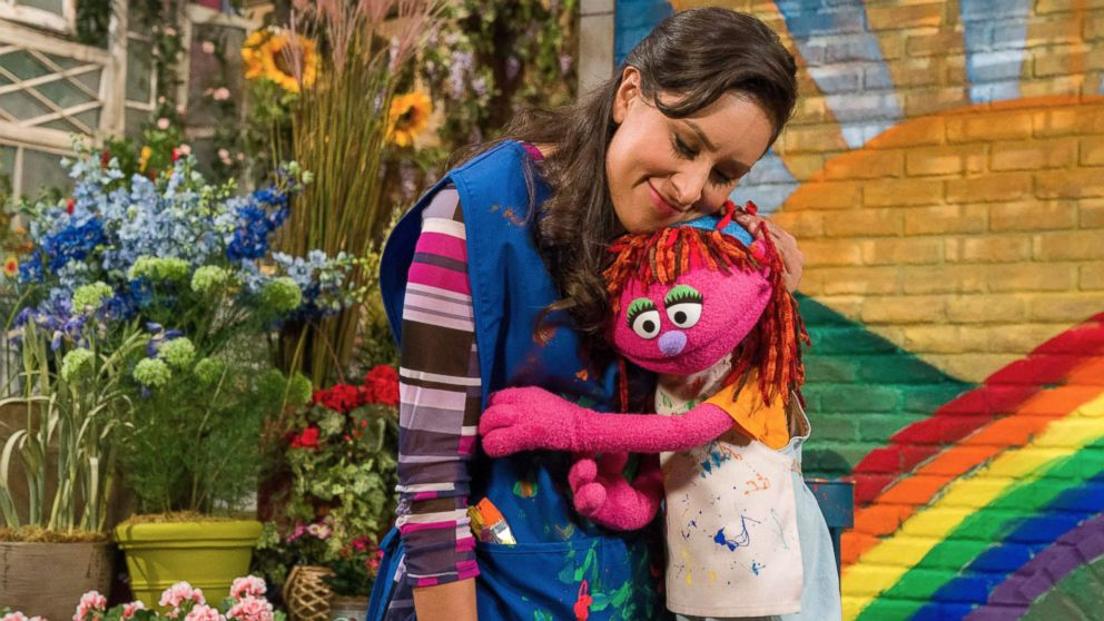 'Sesame Street' takes on homelessness with a Muppet named Lily