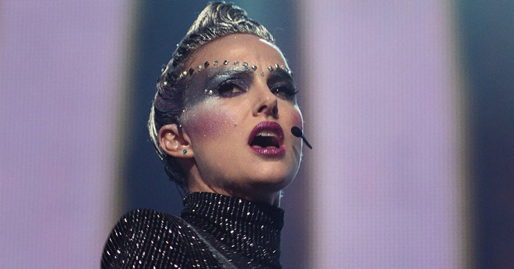 'Vox Lux' Review: An Apocalyptic Star Is Born