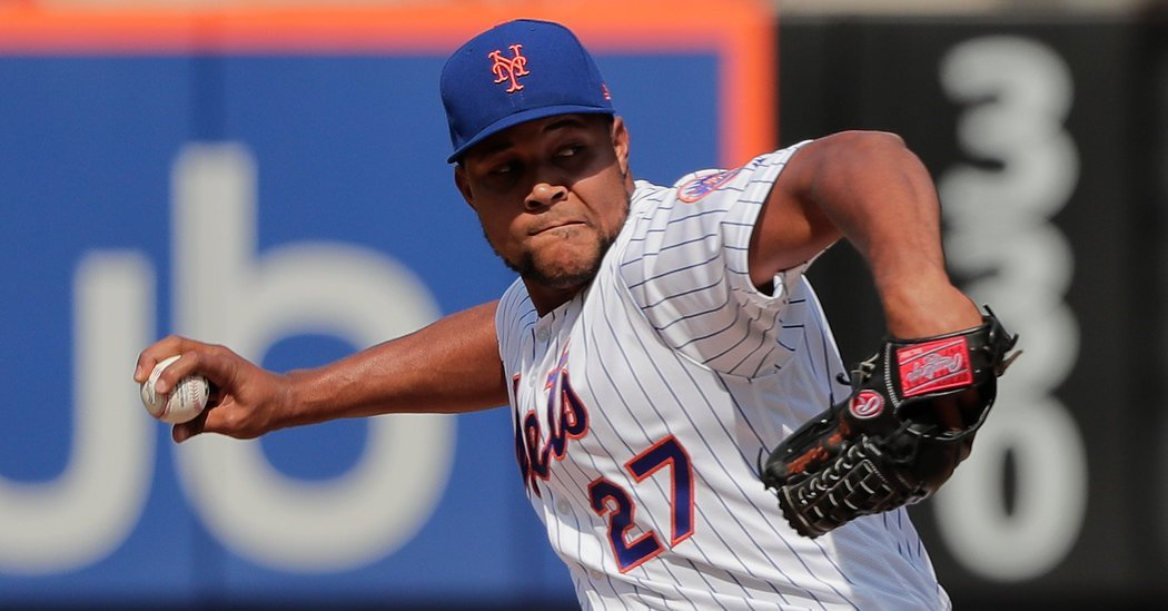 Jeurys Familia's Return to the Mets Was All About 'Family'