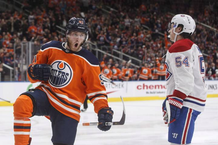 Edmonton Oilers put Drake Caggiula on injured reserve