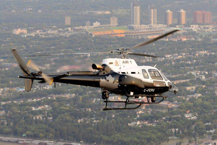Council comes up with creative way to help fund Edmonton police helicopter