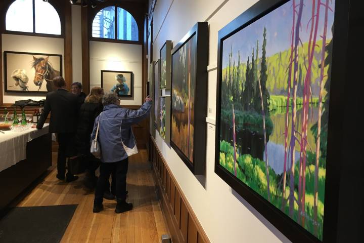 Mayberry Art Gallery in Winnipeg opens $4 million holiday exhibition
