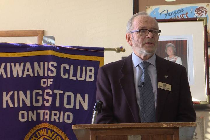 Kingston's Kiwanis Club looking for the 2018 winner of the Gus Marker Trophy