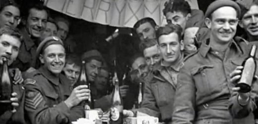 Canadian soldiers ate Christmas dinner in a port Hitler wanted 'at all costs.' They took it 2 days later