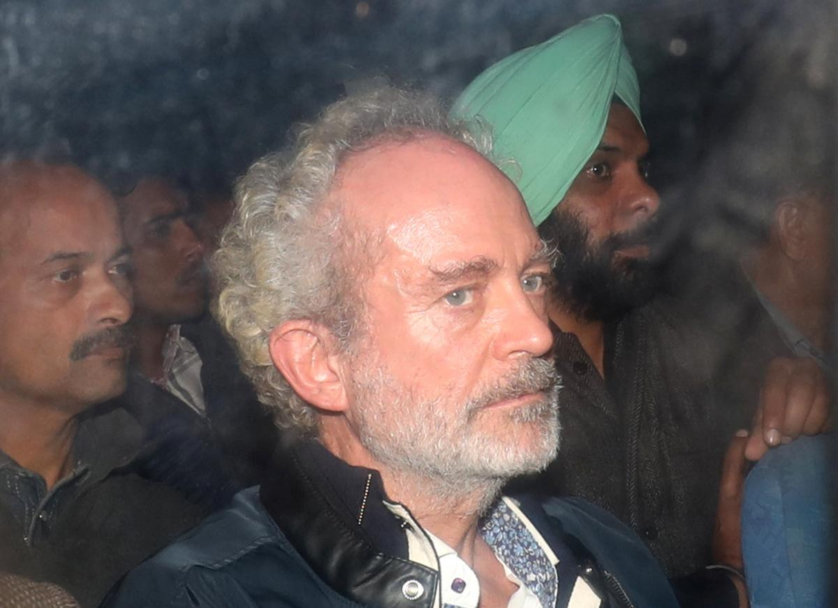 Indian court remands British businessman accused in AgustaWestland 'copter deal