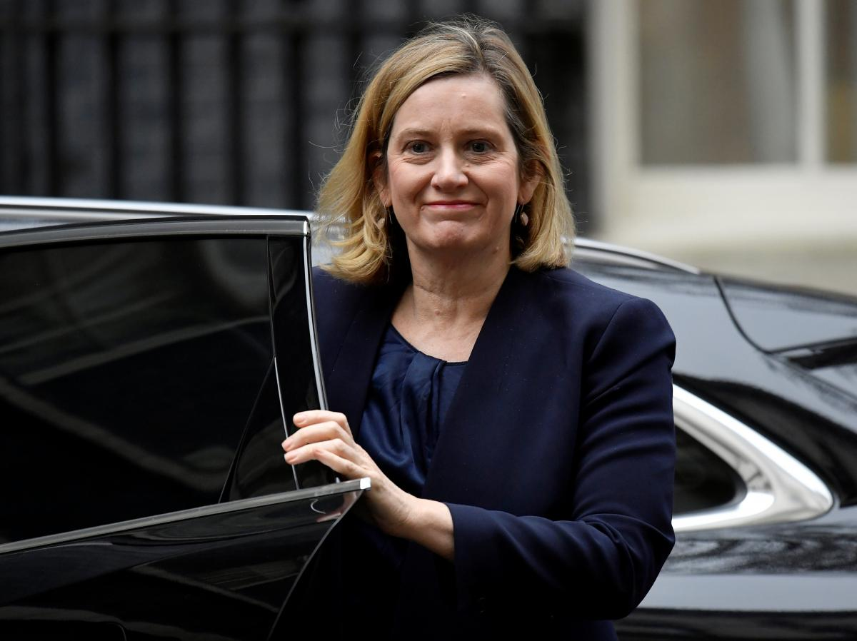British minister Rudd says May's premiership and deal are not dead