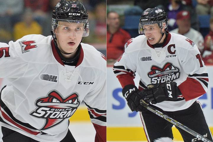 2 Guelph Storm players invited to World Junior camps