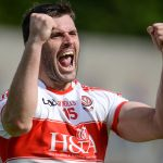 Derry stalwart Mark Lynch hangs up his boots
