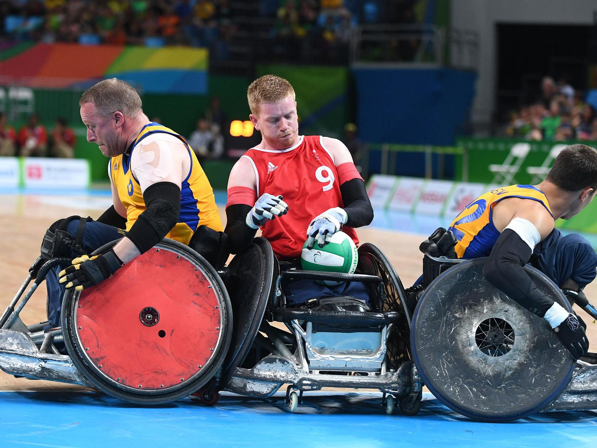 Wheelchair rugby secures £500,000 investment for Tokyo 2020 as part of £3m Aspiration Fund