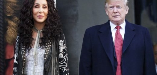 Cher Accuses Donald Trump of Destroying America by Making It Unsafe