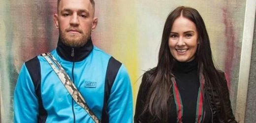 Conor McGregor Reveals Birth of Second Child With Longtime Girlfriend