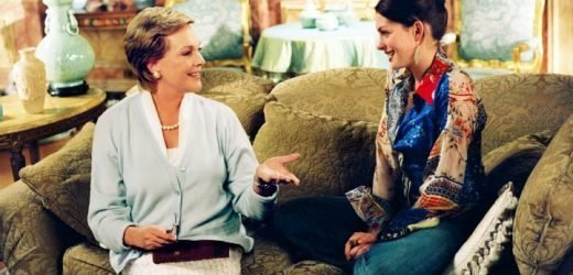 Anne Hathaway Confirms 'Princess Diaries 3' Is on the Way With Julie Andrews on Board