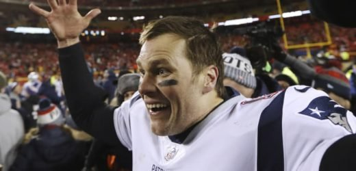 Patriots outlast Chiefs in overtime to reach fourth Super Bowl in five years