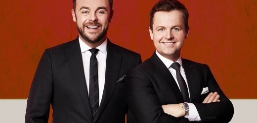 Ant and Dec reunited as star returns to work after drink-drive shame