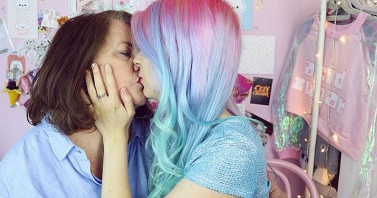 YouTuber, 24, to marry her girlfriend, 61, but age gap 'doesn't worry them'