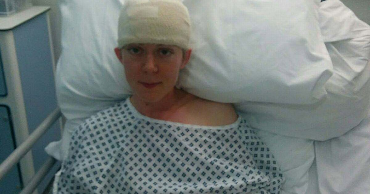 Woman expecting 'miracle baby' after she feared brain tumour left her infertile