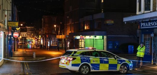 Residents spend night in leisure centre after homes evacuated in 'bomb scare'