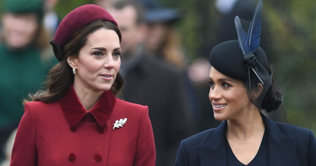 Meghan and Kate targeted by 'racist and sexist' social media comments