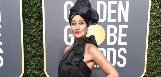 The Dresses at the 2018 Golden Globes Looked Different For a Very Good Reason
