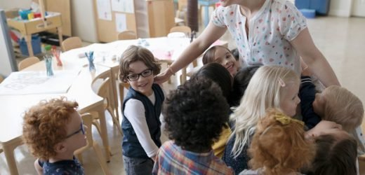 How Preschool Teachers Stay Healthy This Time of Year