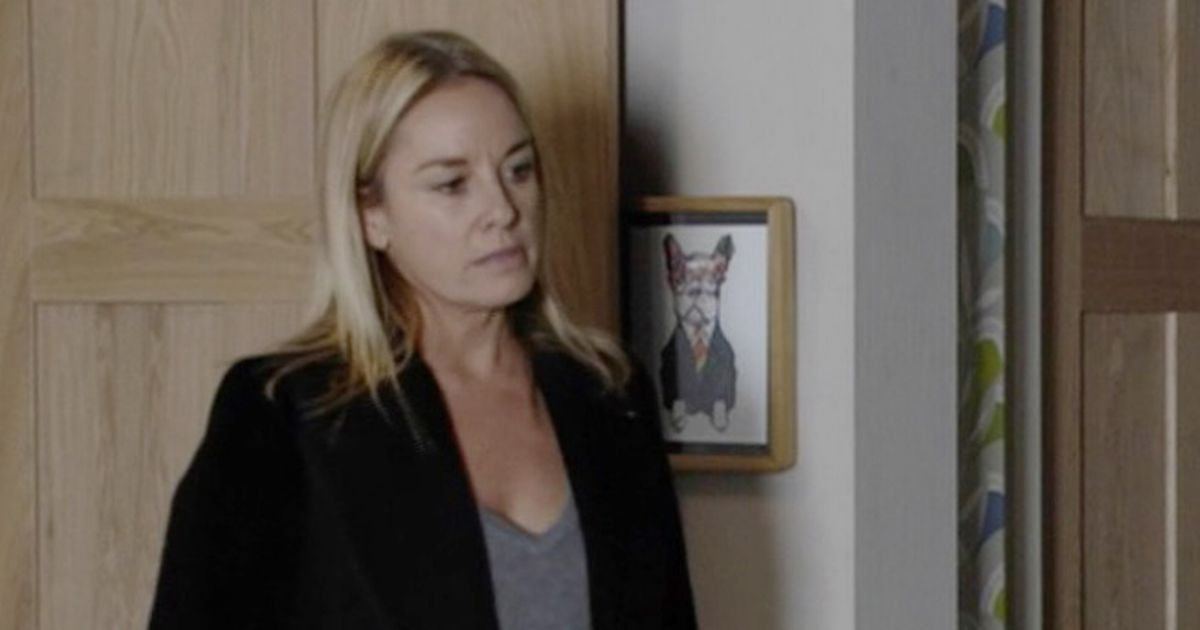 EastEnders fans horrified after noticing shocking detail about Mel's house