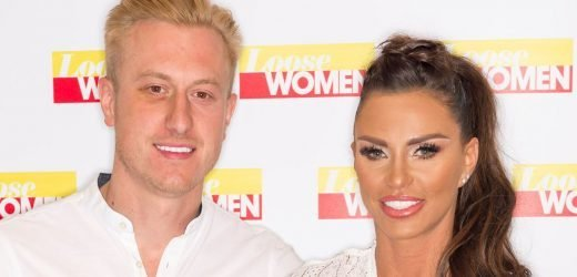 Katie Price tells pals she's dumping Kris Boyson and will 'marry for money' next