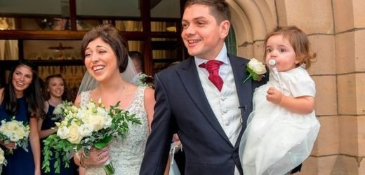 Heartbreaking tributes to bowel cancer mum who died weeks after dream wedding