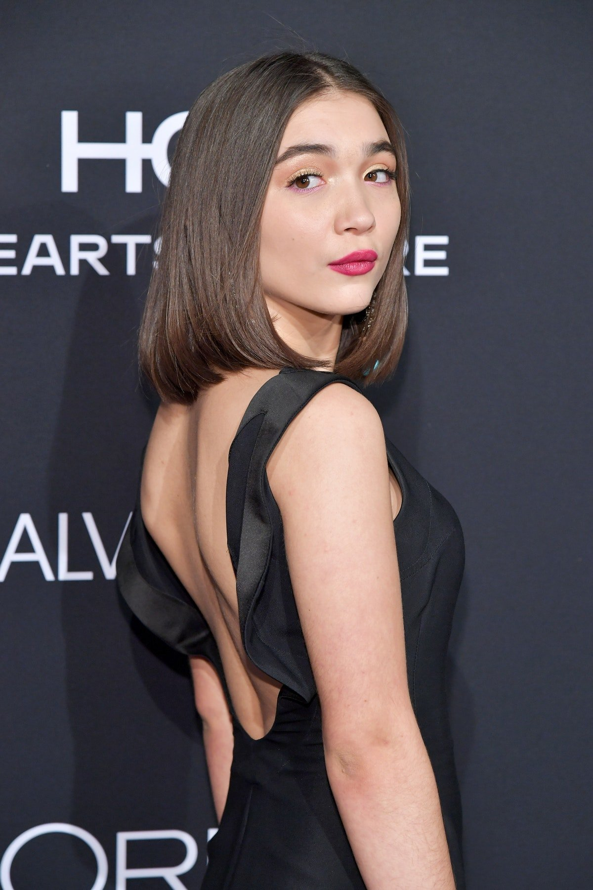 Rowan Blanchard Just Cut Off ALL Of Her Hair & She Looks Totally Different