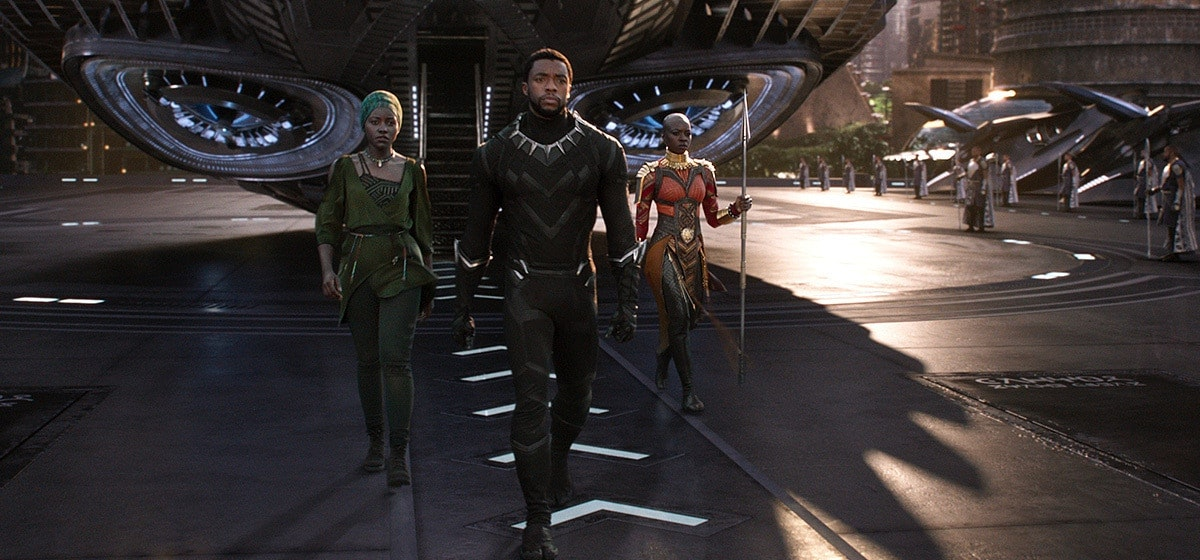 'Black Panther' Is The First Superhero Movie Nominated For Best Picture At The Oscars
