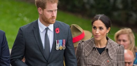 Meghan's dad's bold threat to daughter as he tells 'arrogant' Harry to 'man up'