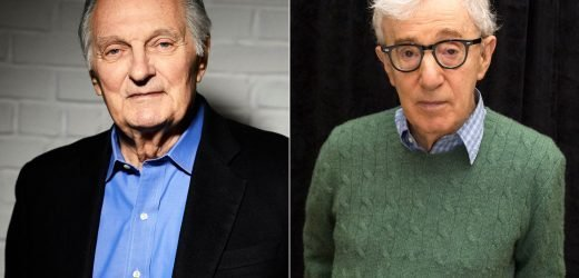 Alan Alda Says He Would Work with Woody Allen Again: 'I'm Not Qualified to Judge Him'