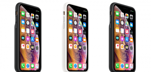 Apple's Smart Battery Case For iPhone XS, XS Max, & XR Means You Can Go Cord-Free