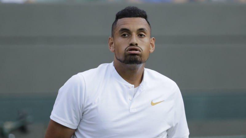 'Terrified to show he's trying': Philippoussis warns Kyrgios over attitude