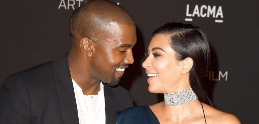 Look Back at Kimye's Sweetest PDA Moments