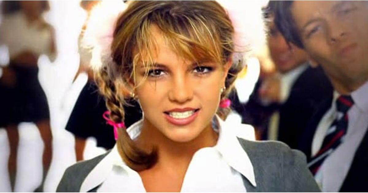 """"""". . . Baby One More Time"""" Video Facts Only Diehard Britney Fans Will Know"""