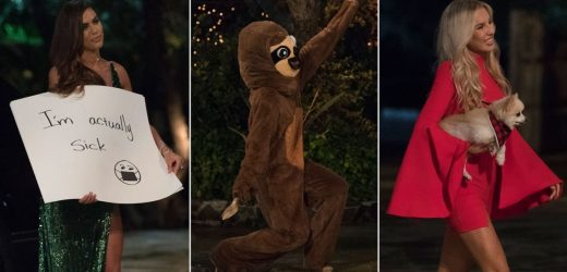 The Best Limo Entrances in The Bachelor's Season Premiere, From the Insane to the Adorable