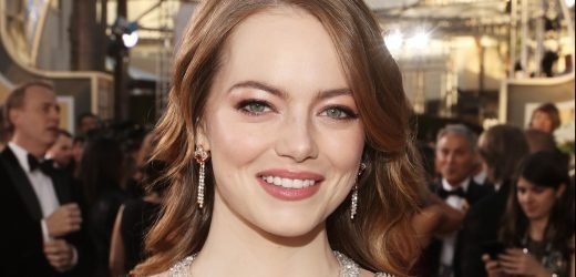 Emma Stone Just Apologized at the Golden Globes for Her Controversial Role in 'Aloha'