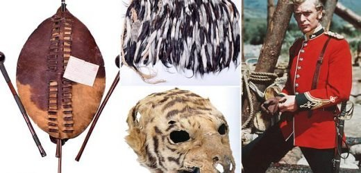 Zulu artefacts are to go under the hammer for £50,000