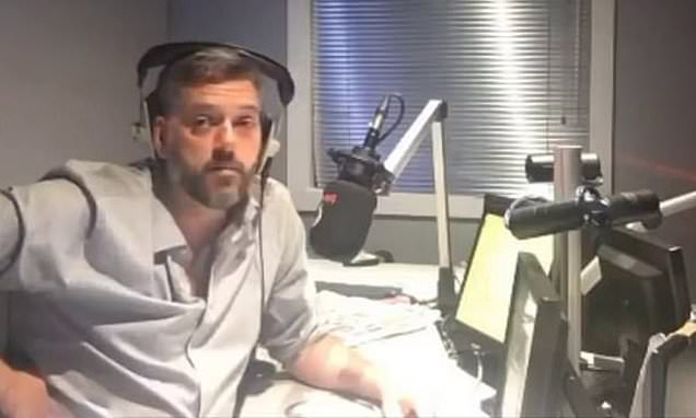 Ex-Tube worker, 50, whose was saved by Iain Lee says he is struggling