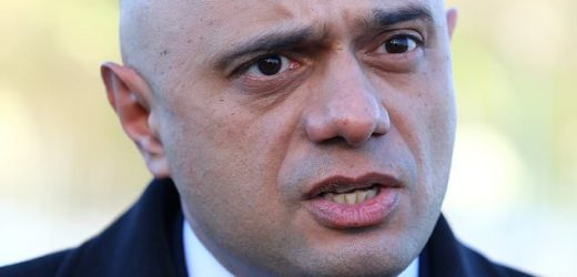 Tory leadership infighting escalates as rivals snipe at Sajid Javid