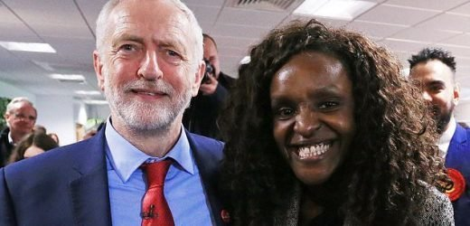 Shamed Labour MP Fiona Onasanya is expelled from her party