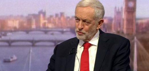 Jeremy Corbyn hints he could launch bid to oust May THIS WEEK