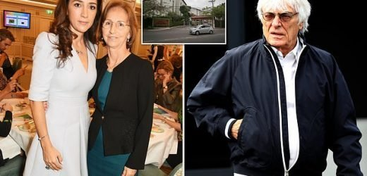Bernie Ecclestone and his wife talk about his mother-in-law's kidnap