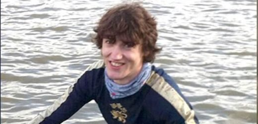 Student, 25, fell to his death while being chased in mass game of tag