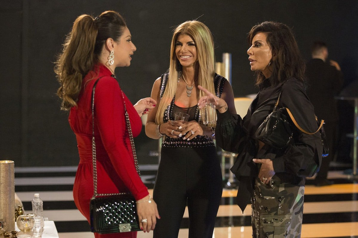 Jennifer & Margaret Brought Family Into Their 'RHONJ' Fight & It So Wasn't Right