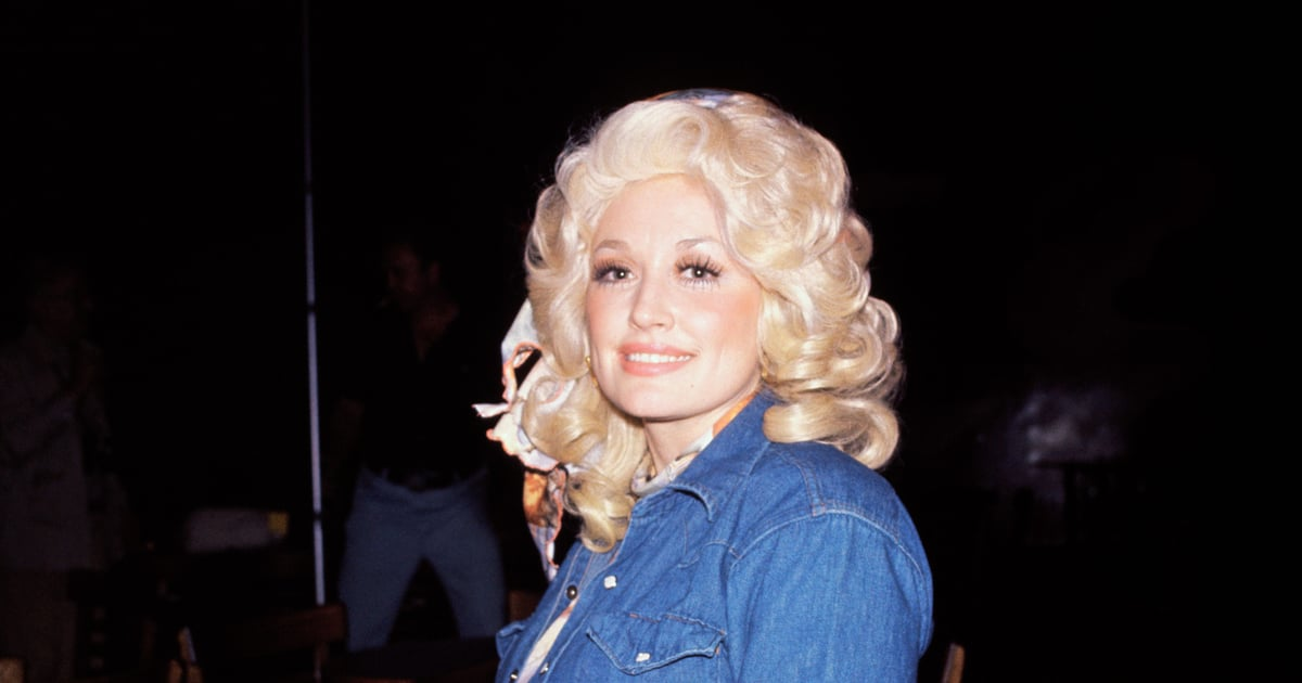 Dolly Parton Has Been a Blond Bombshell For 73 Years, and We Have Proof