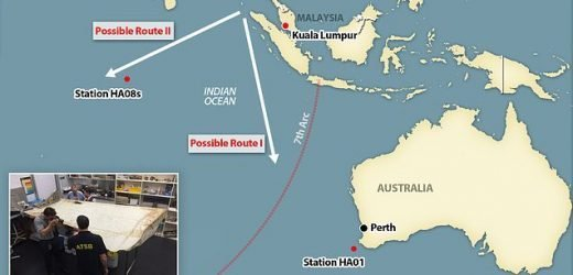 MH370 search has been set back because of missing, vital data