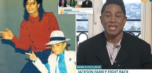 Jermaine Jackson hits out at Leaving Neverland documentary