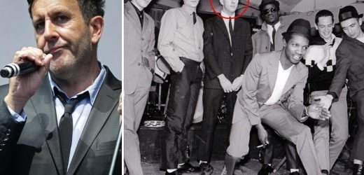 The Specials singer Terry Hall reveals he was abducted by a paedophile gang when he was aged 12