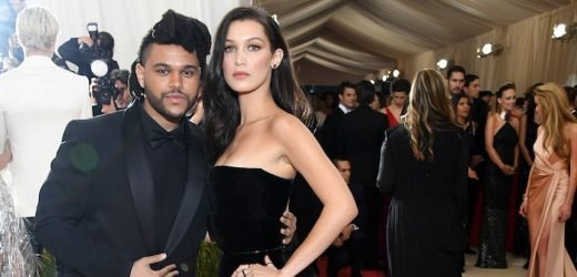 Bella Hadid And The Weeknd Enjoy A Movie Date Before Ringing In The New Year In NYC